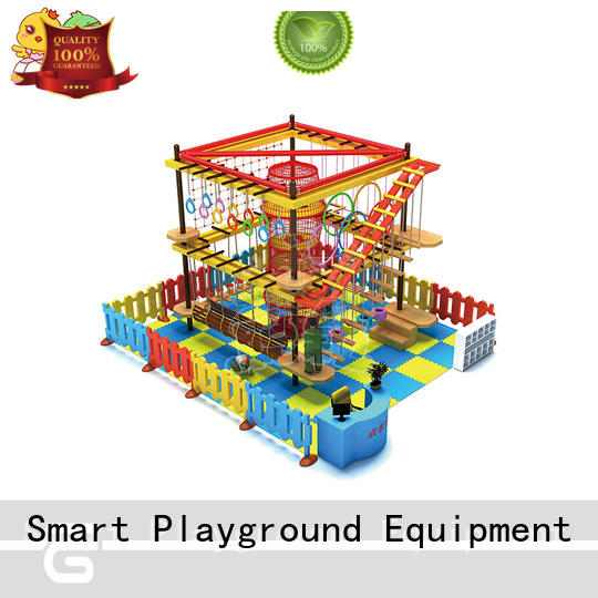 popular adventure equipment rope supplier for play centre