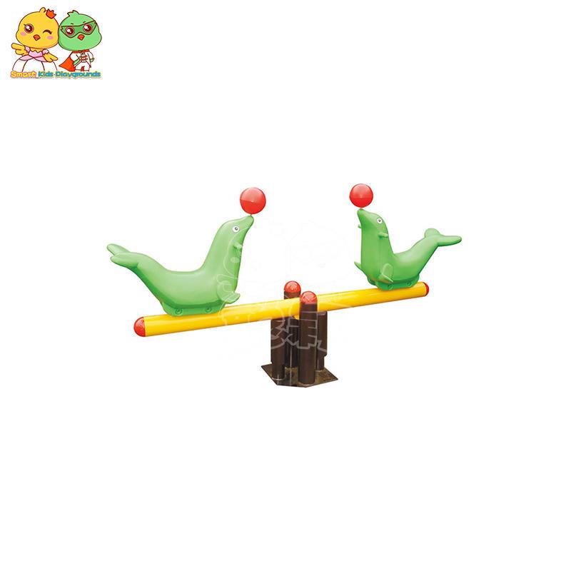 SKP kids fitness equipment manufacturer for play centre-3