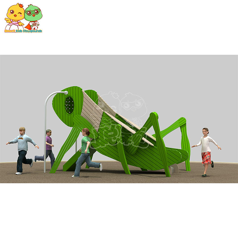 high quality kids slide amusement directly sale for kindergarten-2
