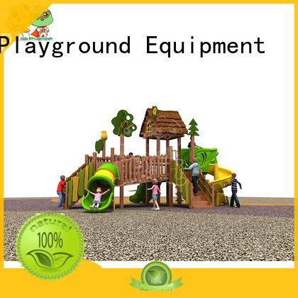 high quality kids plastic slide for Amusement park