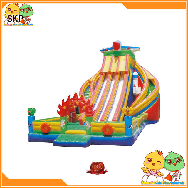 SKP healthy inflatable pool toys factory price for play centre