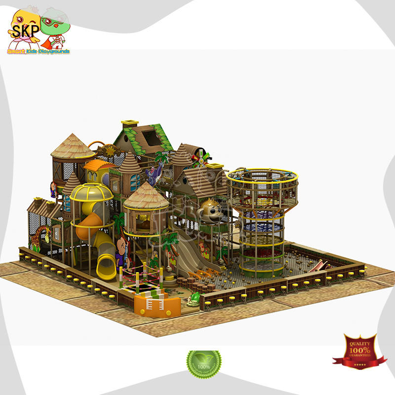 SKP high quality childrens jungle gym puzzle game for Kindergarden