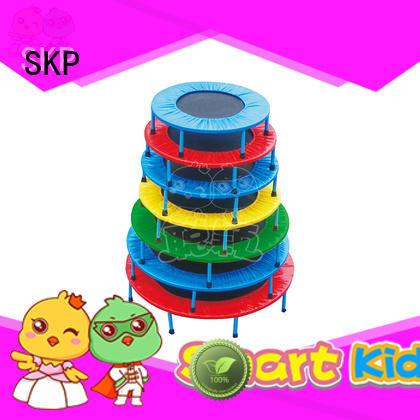 SKP indoor trampoline park equipment supplier for amusement park