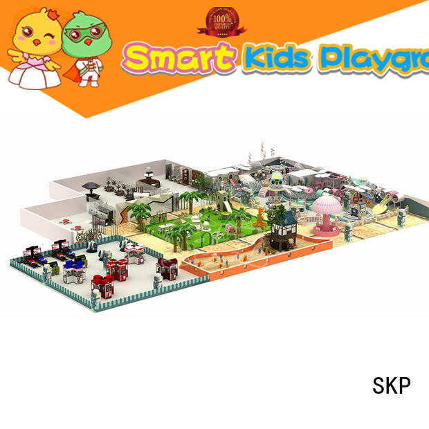 SKP best candy theme playground supplier for play centre