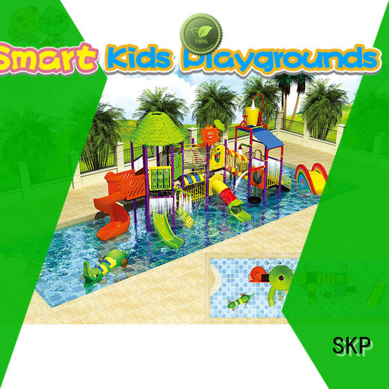 SKP water water park equipment simple assembly for playground