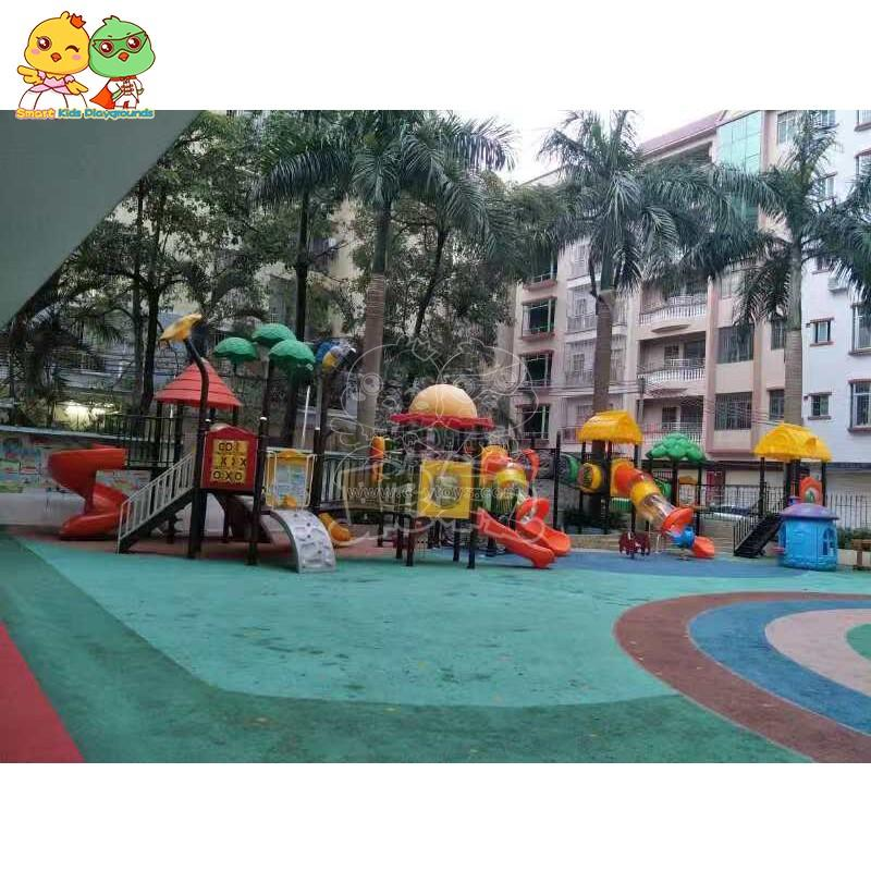 stable playset slides directly sale for residential area-2