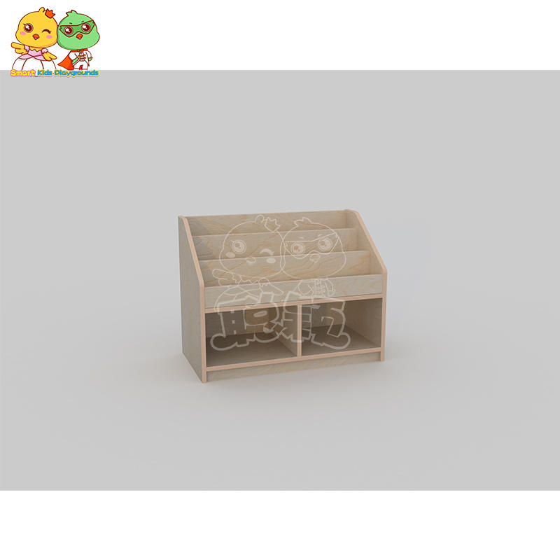 SKP durable childrens wooden table and chairs promotion for kindergarten-2