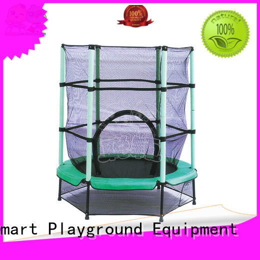 SKP Multicolor trampoline gym park for community