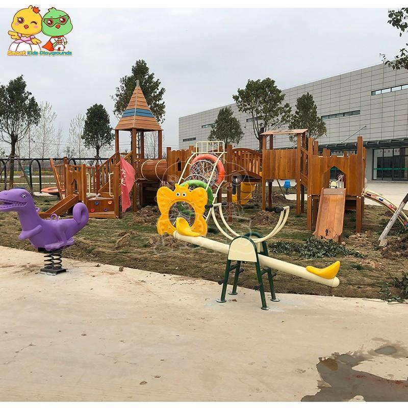 safe toy slide for residential area-2