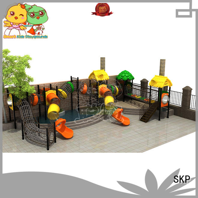 SKP kids kids slide for restaurant