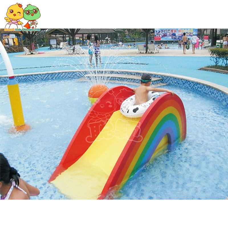 durable water park playground slide promotion for amusement park-2