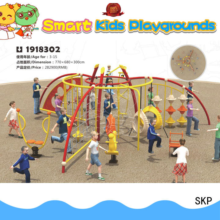 amusement climbing equipment park for fairground SKP