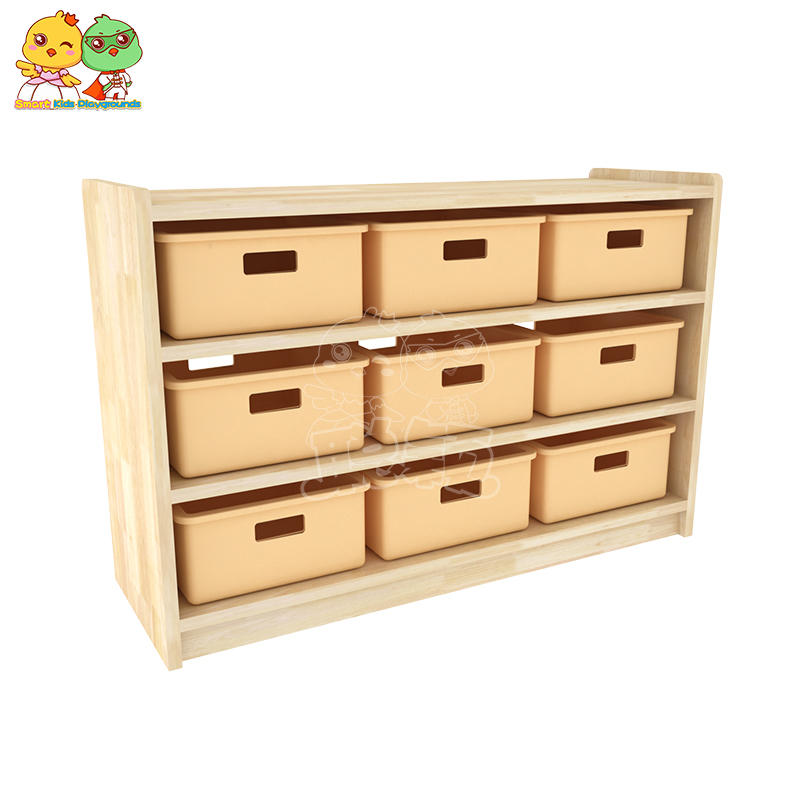 SKP ce childrens wooden table and chairs special design for nursery-3