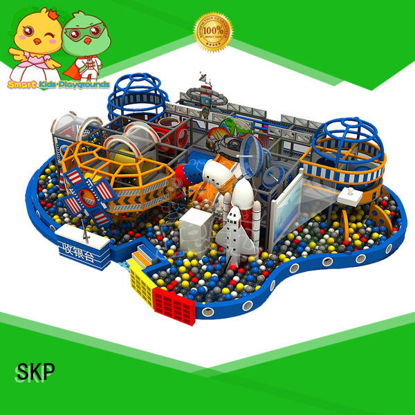 SKP National standard space theme playground factory price for plaza