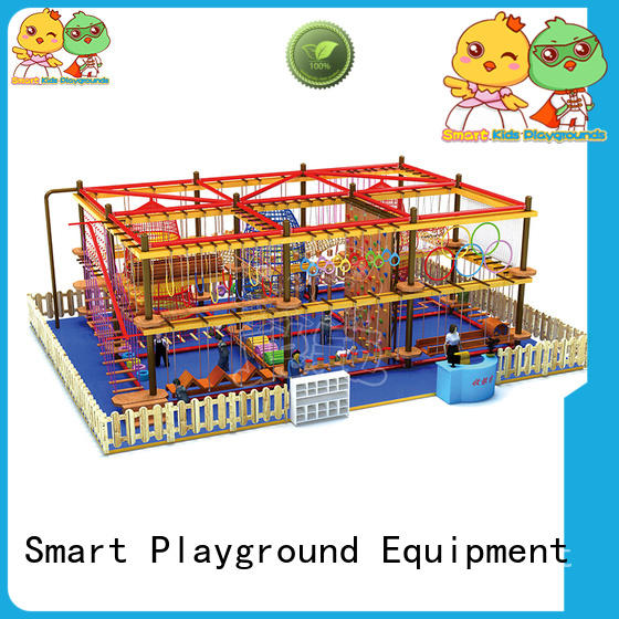 SKP customized rope play equipment supplier for Kindergarden