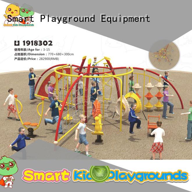 climbing wall rock for gargen Smart Kids Playgrounds