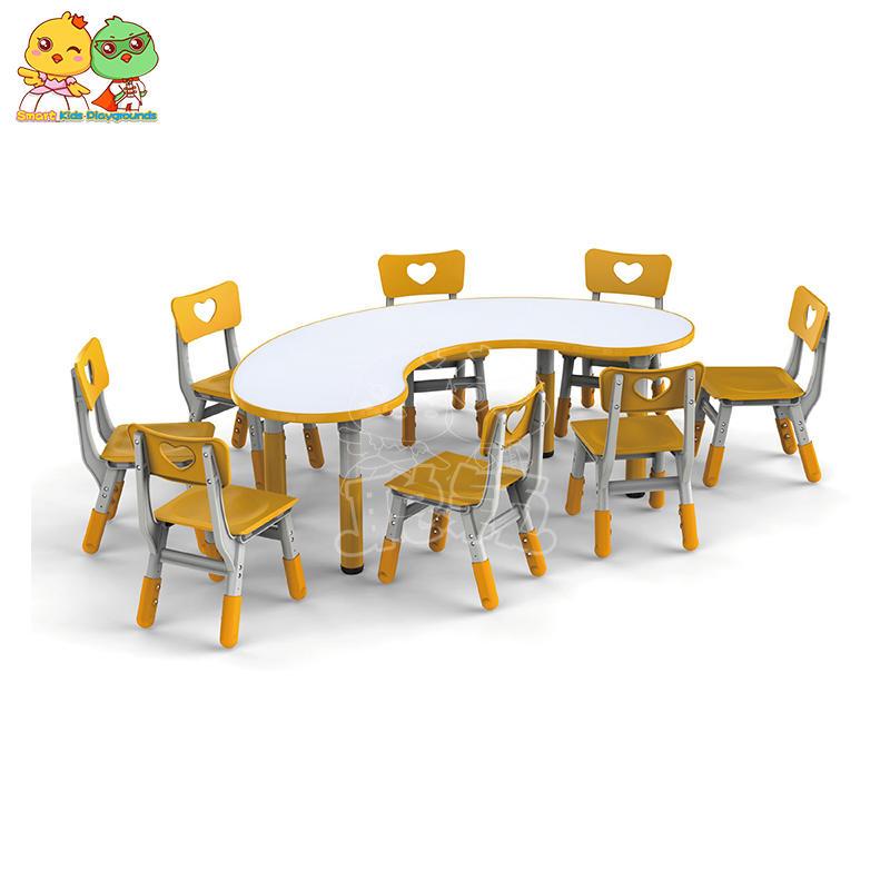 professional childrens school desk kindergarten supplier for kindergarten-3