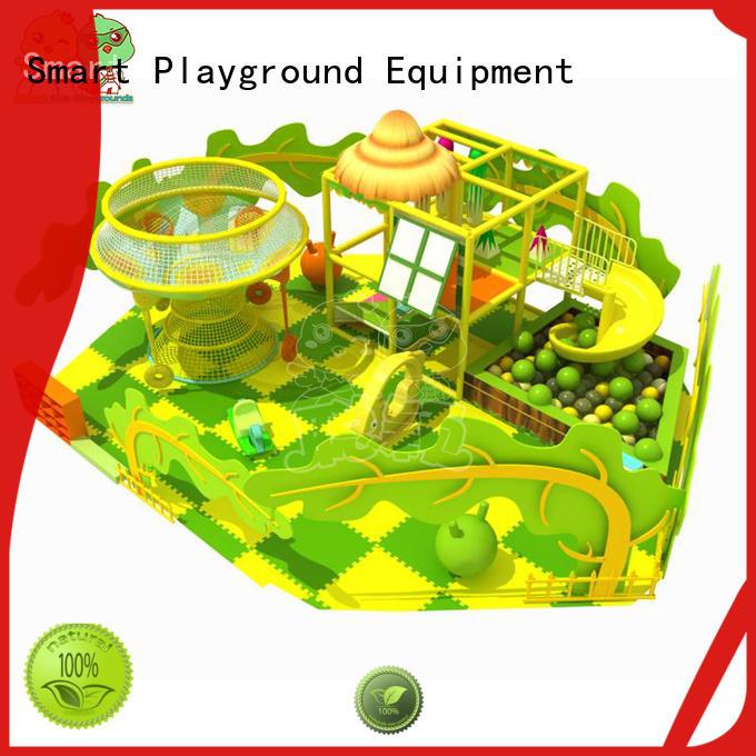 CE certificate unique design forest theme playground kids SKP-1907111