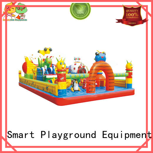 SKP soft inflatable toys promotion for play centre