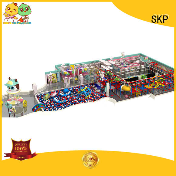 SKP multifuntional space theme playground factory price for play centre
