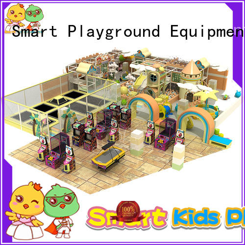 SKP candy candy theme playground supplier for plaza