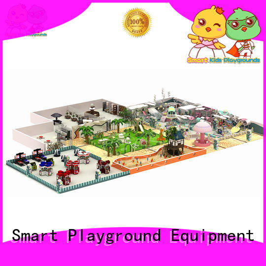 SKP best jungle gym playground puzzle game for shopping mall