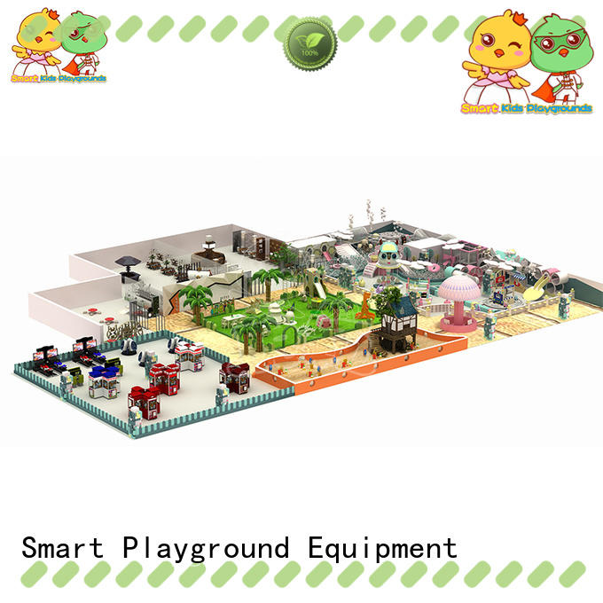 SKP equipment candy theme playground for fitness for Kindergarden