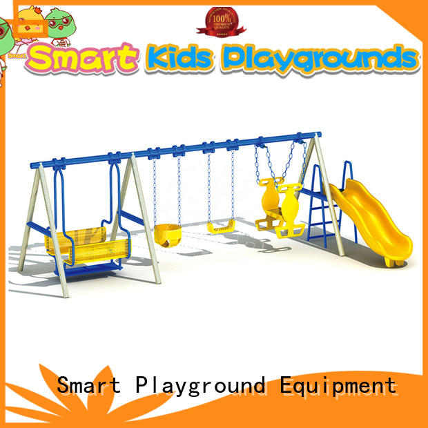SKP amusement kids slide factory for kindergarten