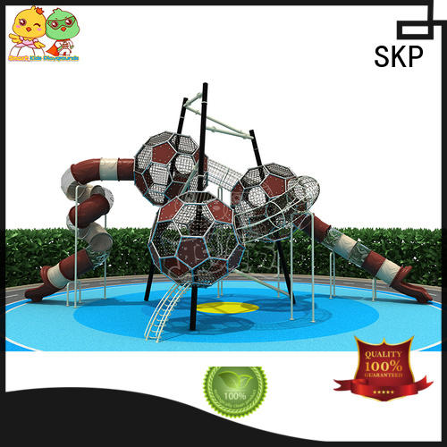 SKP healthy climbing wall for park