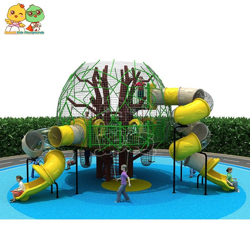 SKP high quality tube slide for swimming pool-3