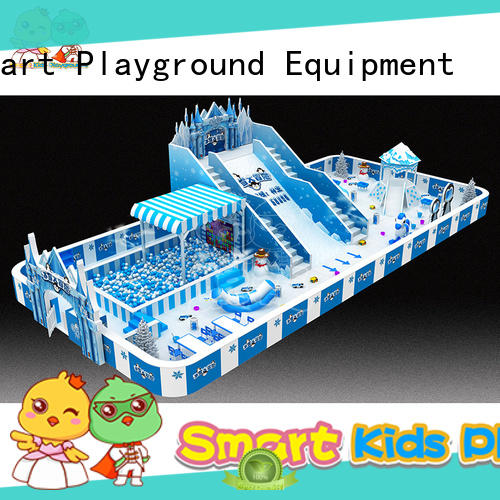 oem commercial playground equipment promotion for preschool