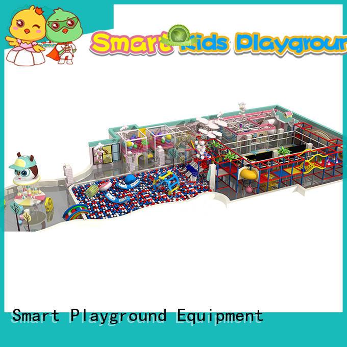 Kids indoor playground maze equipment unique design shopping mall SKP-1907112