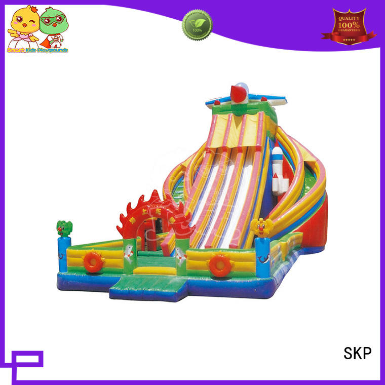 SKP healthy swimming pool floats playground for playground