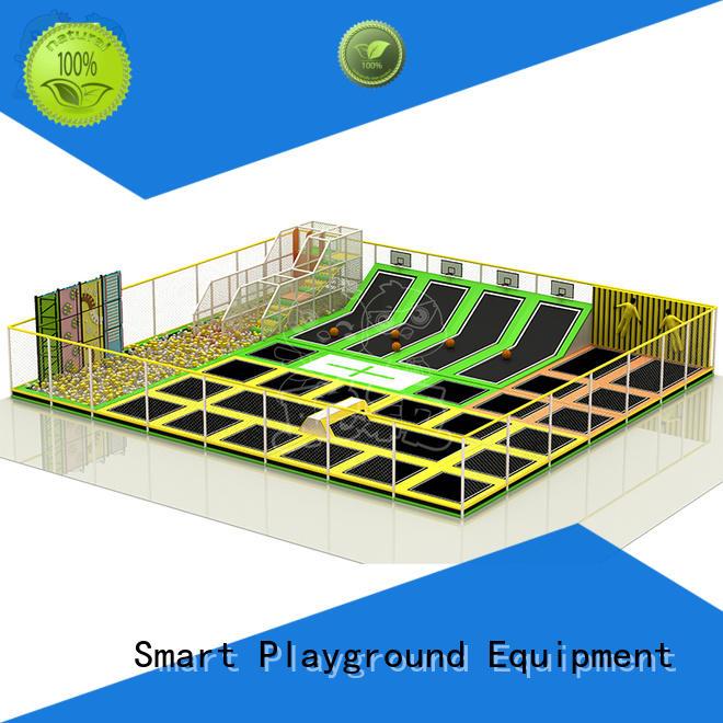 SKP trampoline park for fitness for Kindergarten