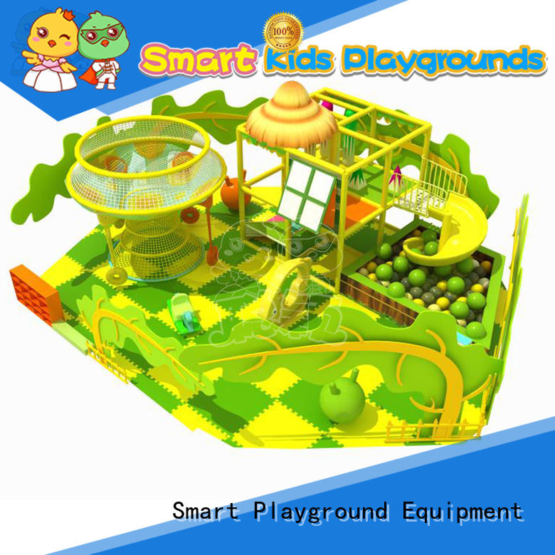 soft indoor jungle gym jungle factory price for Kindergarden