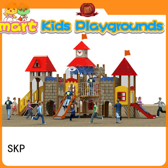 SKP stable kids slide for Amusement park