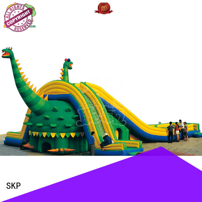 SKP safe inflatable toys puzzle game for amusement park