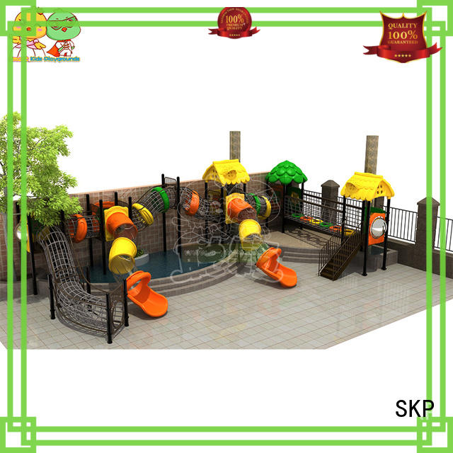 SKP outdoor climbing wall on sale for fairground