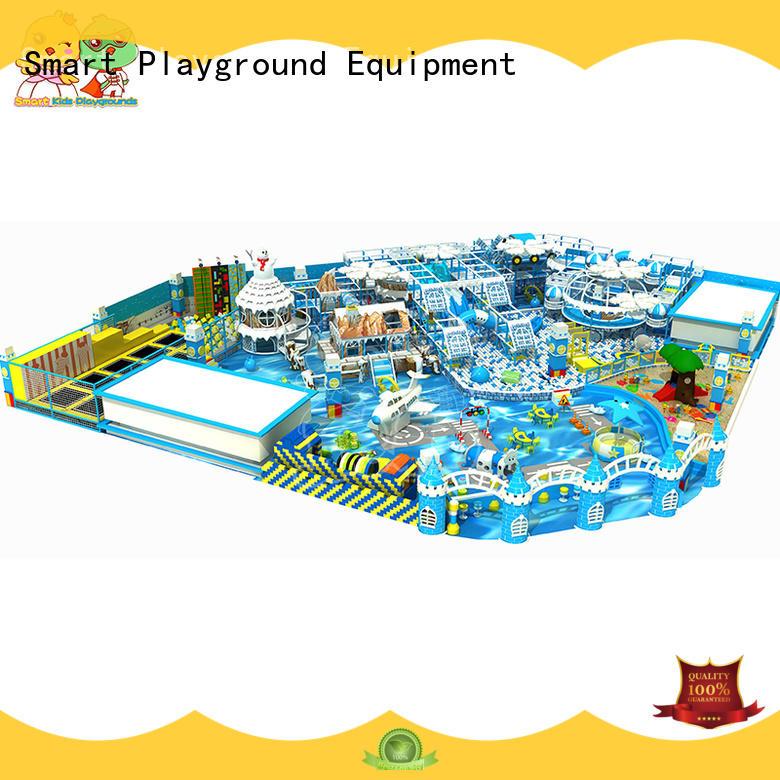 SKP safe commercial playground equipment promotion for kindergarten