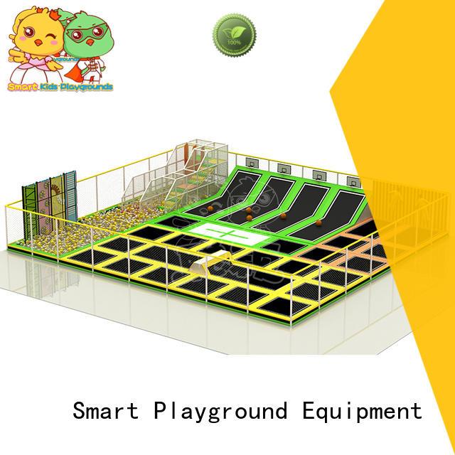 security trampoline park equipment sale on sale for amusement park