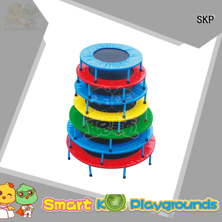 SKP trampoline trampoline park equipment on sale for Kindergarten