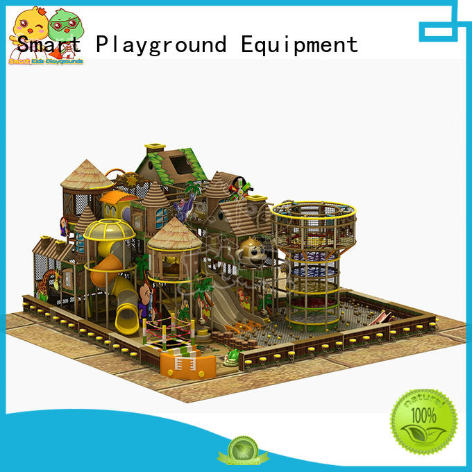 durable jungle theme playground approved puzzle game for Kindergarden