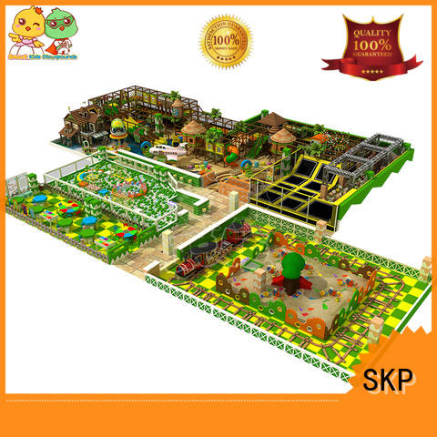 SKP ce indoor jungle gym directly price for plaza