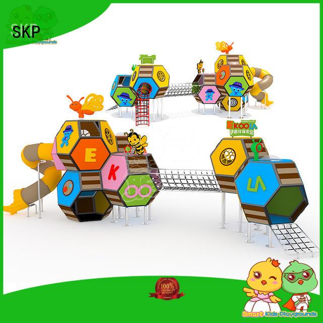 SKP durable kids slide for Amusement park