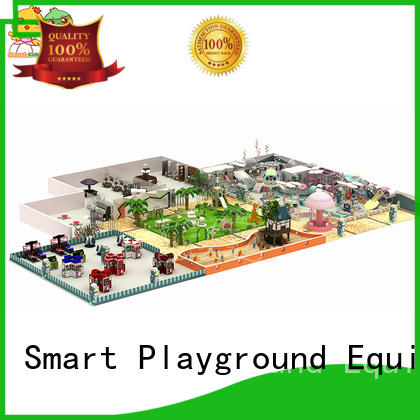 standard candy theme playground children for fitness for shopping centre