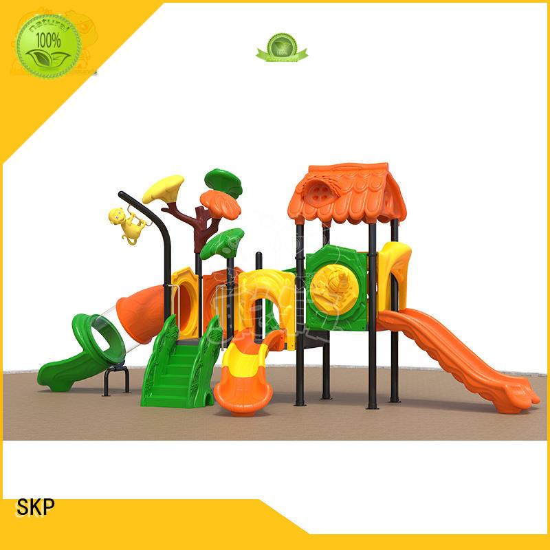 SKP amusement tube slide online for residential area