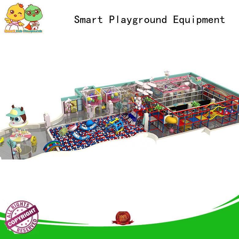 SKP multifuntional maze equipment Slide for kindergarden