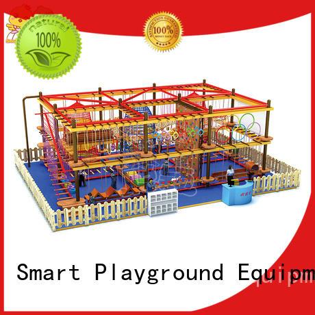 SKP customized rope play equipment for fitness for Kindergarden