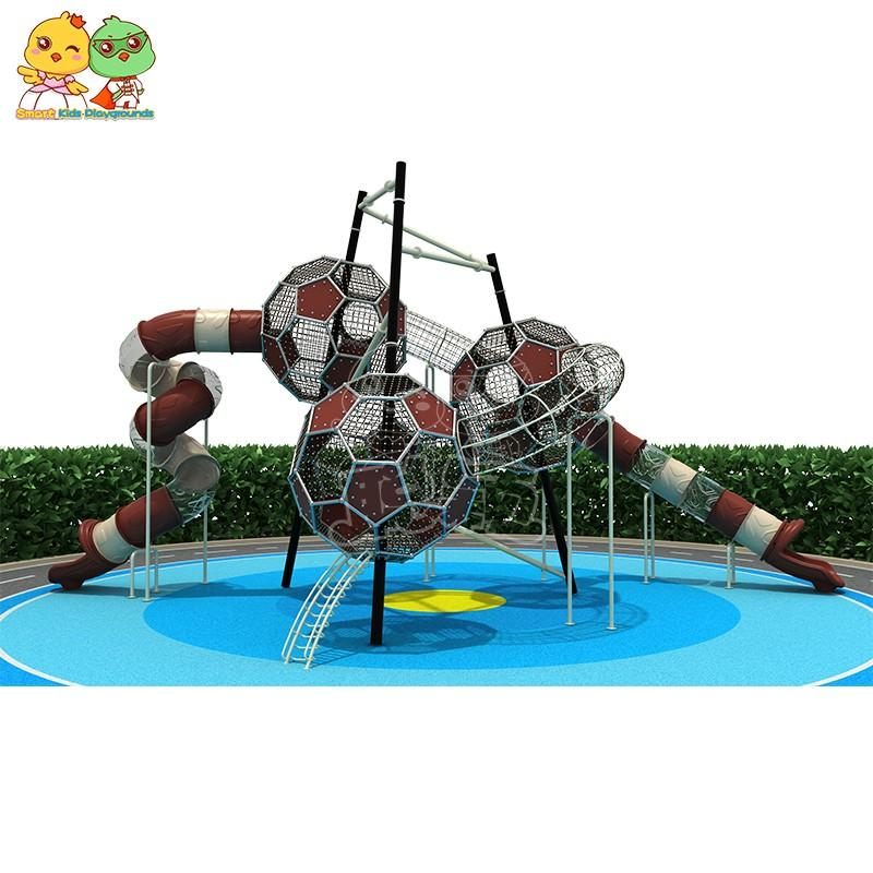 SKP high quality tube slide for swimming pool-1