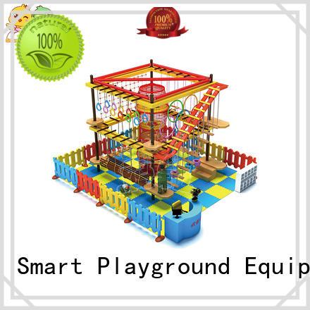 SKP customized adventure equipment for challenge for plaza